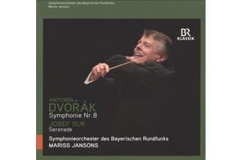 Dvor?k: Symphonie Nr. 8; Josef Suk: Serenade