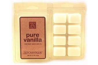 Pure Vanilla Wax Melts by Aromatique