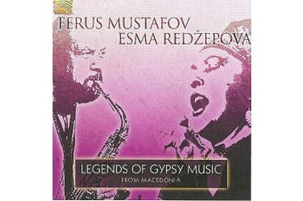 Legends of Gypsy Music From Macedonia *