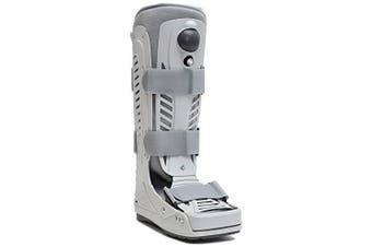 (3980-ag/xlarge(maleshoe:12-1/2+/femaleshoe:13-1/2+)) - Advanced Orthopaedics Aero Walker Cam Fracture Boot, High Top, X-Large