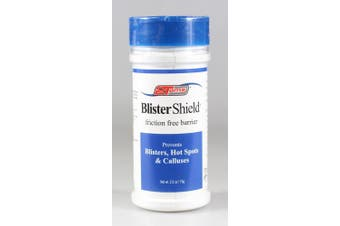 (70ml) - 2Toms BlisterShield - Advanced Waterproof Blister Protection - Friction Free Barrier Prevents Blisters, Hot Spots & Calluses (70ml)