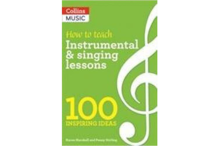 How to teach Instrumental & Singing Lessons