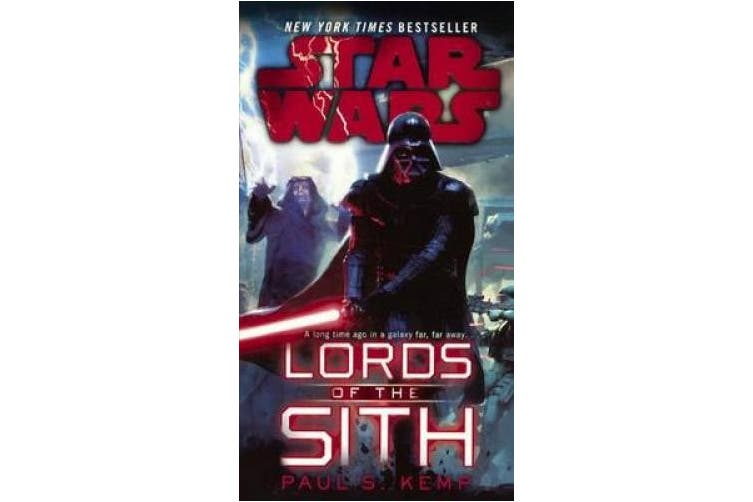 Star Wars Lords of the Sith (Star Wars)