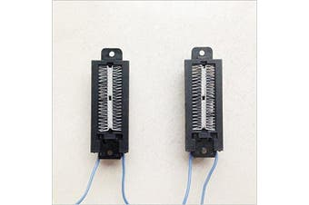 2pcs PTC ceramic air heater 100W 110V conductive type