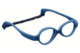 (39/14, Royal Blue) - Authentic Mirafelx Baby Plus Childrens Eye Glass Frames | 39/14 (Royal Blue)