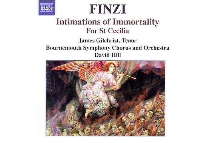 Finzi: Intimations of Immortality; For St. Cecilia