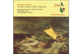 Dyson: St Paul's Voyage to Melita, etc / Handley, Mackie