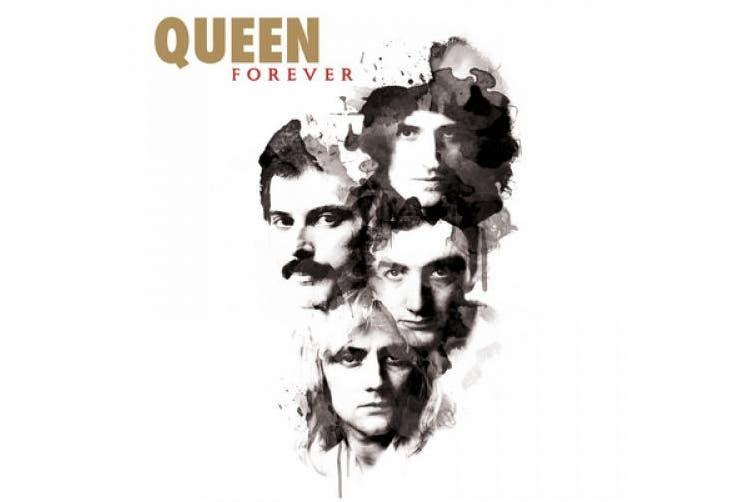 Queen Forever CD