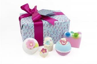 Bomb Cosmetics Handmade Gift Pack, Pocketful of Posies