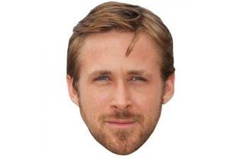 Ryan Gosling Celebrity Mask, Cardboard Face and Fancy Dress Mask