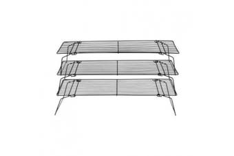 Wilton Ultra Bake Pro 3-Tier Cooling Rack - Black