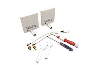 BlueProton DJI Phantom 3 Advanced/Professional WiFi Signal Range Extender Antenna Kit by ARGtek