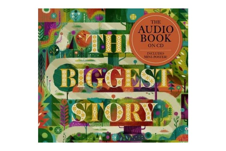 The Biggest Story:  The Audio Book (CD) [Audio]