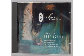 Beethoven: String Quartets, Op. 18/1 & 18/2
