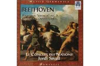 Beethoven: Symphony No.3, Coriolan Overture