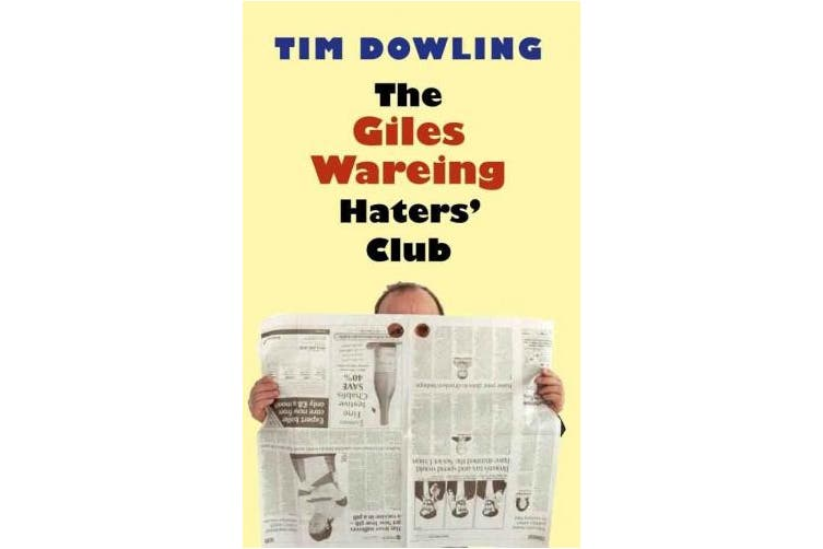 The Giles Wareing Haters' Club