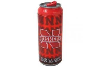 (University of Nebraska Can, Red) - Cool Gear University of Nebraska Can, 470ml, Red