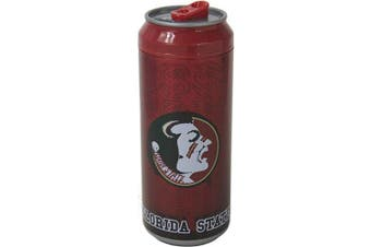 (Florida State University Can, Red) - Cool Gear Florida State University Can, 470ml, Red