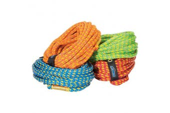 (18m (4-RIDER), Volt/Blue) - Proline Towable 4-Rider Safety Tube Rope