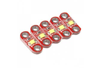 Lilypad LED Module Active Components Diodes for Arduino Uno DIY (5PCS)
