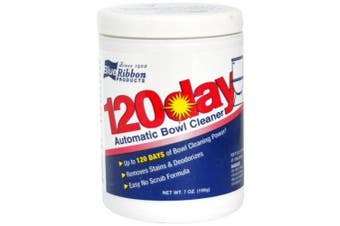 Blue Ribbon 120 Day Automatic Bowl Cleaner, 210ml