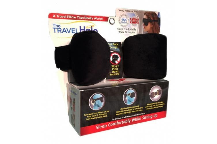 Breathe Healthy TH15 Travel Halo Pillow