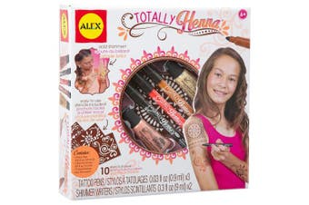 Totally Henna Kit by Alex