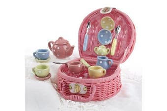Dots Tea Set for Four - Small