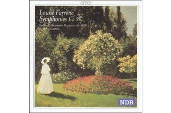 Symphony 1 Op 32 C Minor / Symphony 3 Op 36 G Min