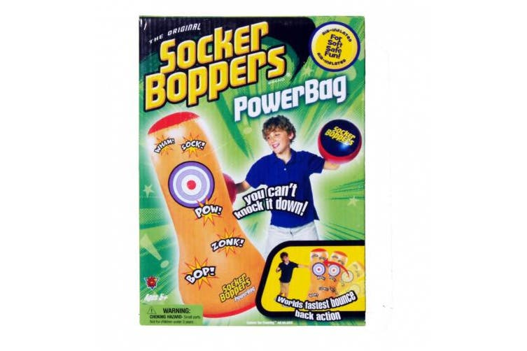 (1) - Big Time Toys Socker Bopper Power Bag by Big Time Toys