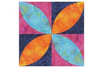 Go! Fabric Cutting Dies-Orange Peel 11cm X4.5