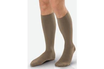 (1 Regular, Navy) - BSN Medical 7766130 JOBST Sock, Knee High, 20-30 mmHG, Size 1, Regular, Navy