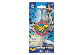 Key Cap - DC Comic - Wonder Woman Logo Soft HolderToys New 45098
