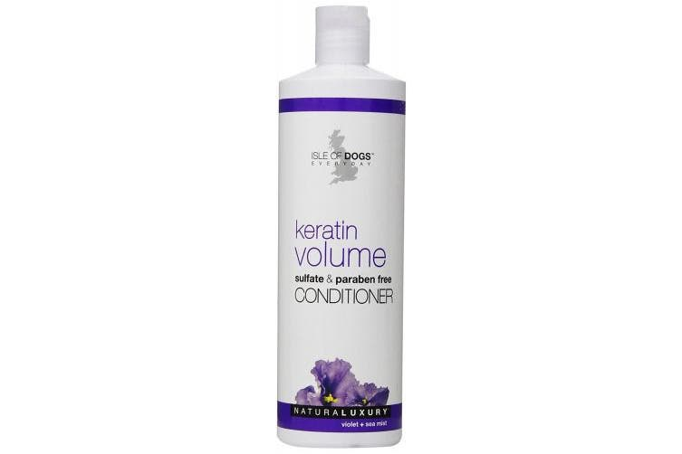 Isle of Dogs Keratin Volume Conditioner, 16 Fluid Ounce