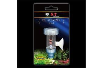 S. T. International Aquarium CO2 Atomizer 4-in-1