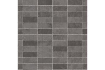 (slate) - Brewster 2532-20475 Hunter Slate Rectangle Tile Wallpaper
