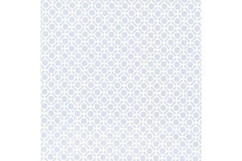 (sky) - Brewster 2532-20421 Beatrix Sky Modern Geometric Wallpaper
