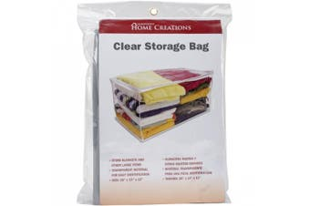 Innovative Home Creations Clear Storage Bag