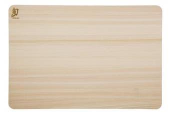 Shun Hinoki Wood Large 45cm x 30cm Cutting Board