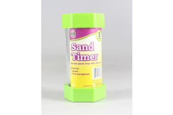 (3 Minute) - 3 Minute Sand Timer - Large