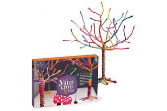 (Craft-tastic Yarn Tree) - CRAFT-TASTIC 'The Yarn Tree' Jewellery Organiser Kit