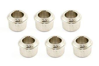 Allparts Adaptor Bushings Nickel