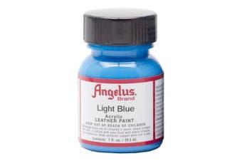 Angelus Leather Paint 30ml Light Blue