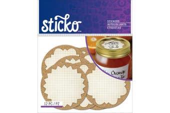 Sticko Label Stickers