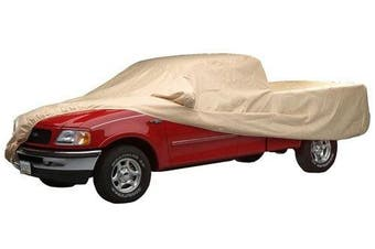Covercraft C80015 Ready-Fit Technalon Car Cover for Long Bed Truck