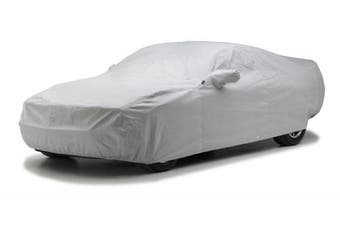 Covercraft Custom Fit Car Cover for Ford Mustang (Noah Fabric, Grey)
