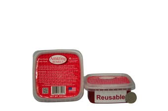 (.625-Pound, Red) - Amazing Remelt .625lb