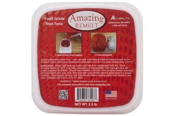 (1.1kg, Red) - Amazing Remelt 1.1kg