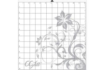 C-Gull Silhouette Style Cutting Mat for Sewing, 30cm by 30cm