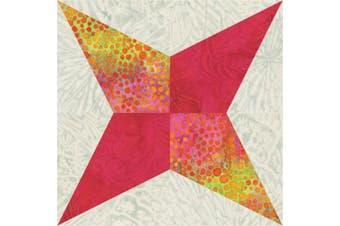 AccuQuilt GO! Fabric Cutting Dies, 10cm , Kite